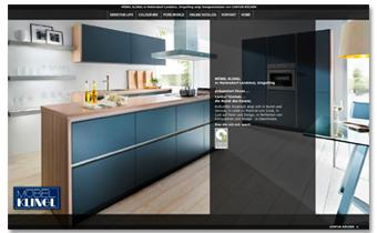 contur k chen designerk chen in mallersdorf m bel klingl. Black Bedroom Furniture Sets. Home Design Ideas